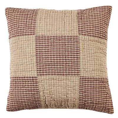Bradford Star Quilted Pillow Cover