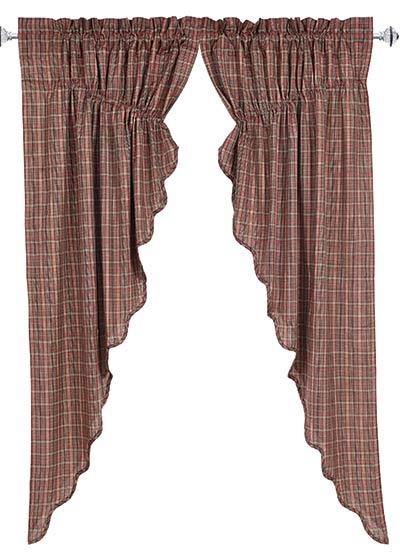 Canavar Ridge Prairie Curtain (63 inch)