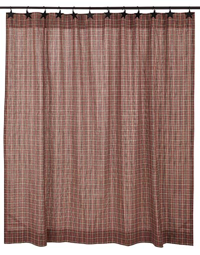 Canavar Ridge Shower Curtain