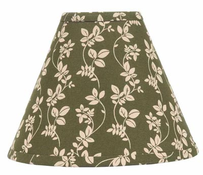 Charlotte Floral Lamp Shade - 10 inch