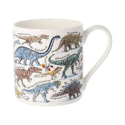 Dinosaurs Bone China Mug