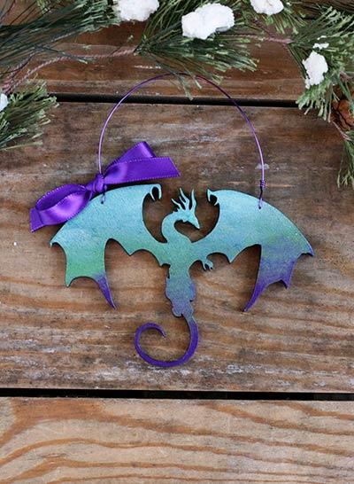 Dragon Personalized Ornament