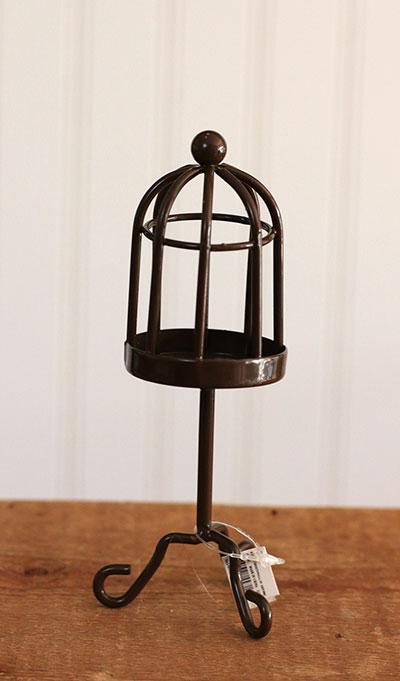 Birdcage Figurine