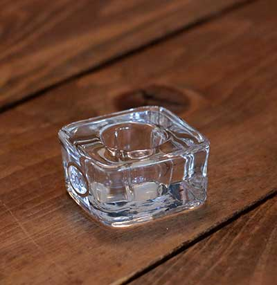Flat Cube Taper Holder
