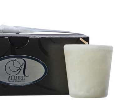 Fresh Linen Votive Candle - Judy Havelka