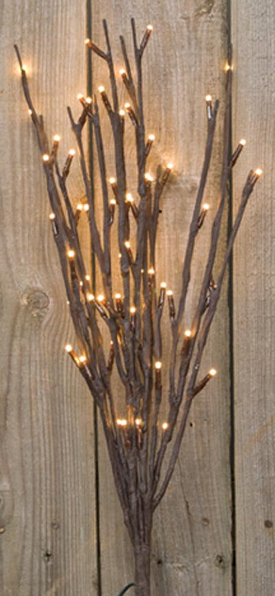 Willow Twigs Lighted Branch - 19.75 inch (Battery Operated)