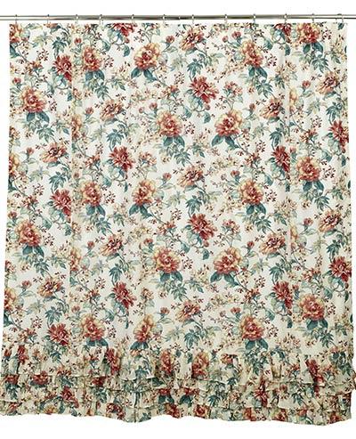 Isabella Shower Curtain