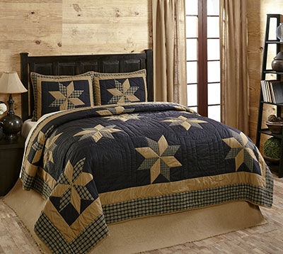 Henry Patchwork Quilt Set