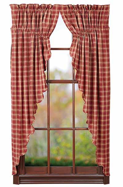 Kendrick Prairie Curtain (63 inch)