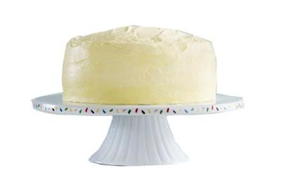 Party Footed Cake Plate
