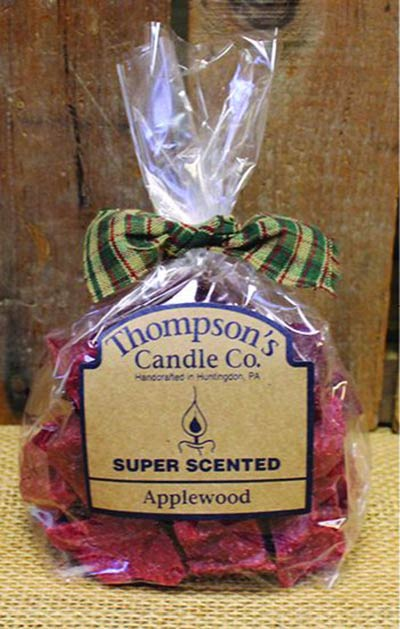 Applewood Scented Wax Crumbles