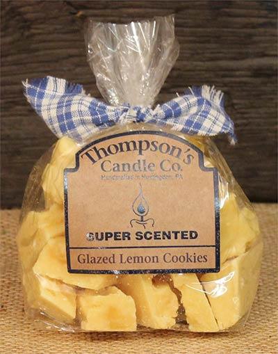 Glazed Lemon Cookies Scented Wax Crumbles