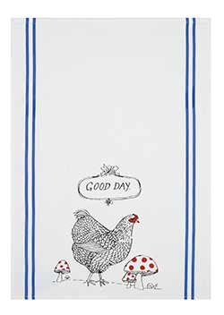 Good Day Kitchen Towel