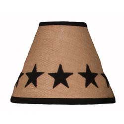 Heritage House Star Lamp Shade - 12 inch