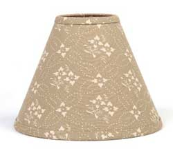 Emily's Floral Lamp Shade (Multiple Size Options)