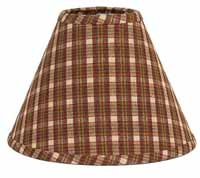 Westbrook Plaid Lampshade