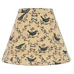 Bird Lamp Shade - 6 inch
