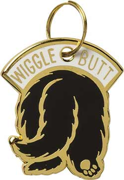 Wiggle Butt Pet Charm