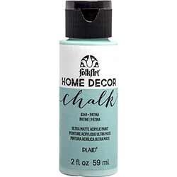 FolkArt Home Decor Chalk Acrylic Paint - Patina