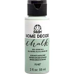 FolkArt Home Decor Chalk Acrylic Paint - Seaside Villa