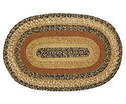 Kettle Grove Braided Placemat (12 x 18 inch)