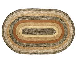 Kettle Grove Braided Rug - Oval (60 x 96 inch)