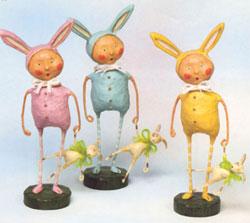 Bunnyskins Trio
