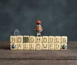 No Ghouls Allowed Block