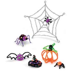 Halloween Jumbo Craft Pack (300 Pieces)