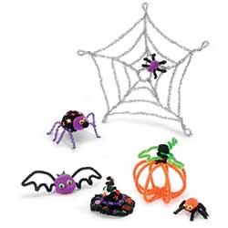 Halloween Jumbo Craft Pack (300 Pieces)