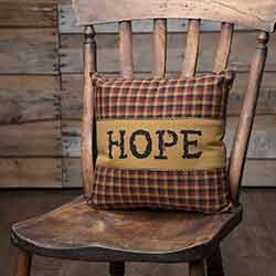 Heritage Farms Hope Throw Pillow
