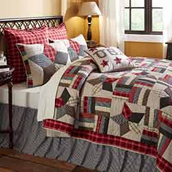 Glory King Quilt Set