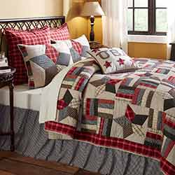 Glory Twin Quilt Set