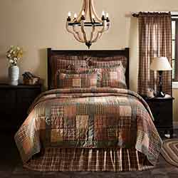 Crosswoods Luxury King Quilt