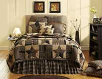 Bingham Star Quilted Sham - Luxury