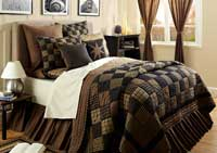 Colfax Quilt - Luxury King