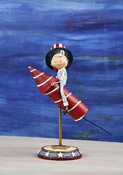 Dapper Dan the Rocket Man