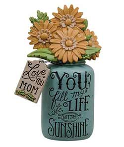 You Fill My Life With Sunshine Figurine