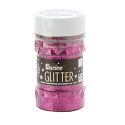 Fuchsia Glitter (4 ounces)