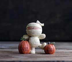 I'm a Mummy Figurine
