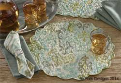 Spa Retreat Placemat