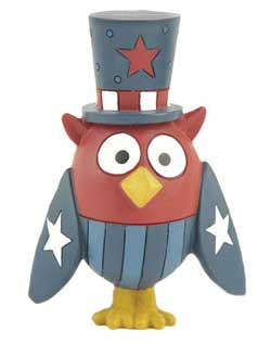 Americana Owl