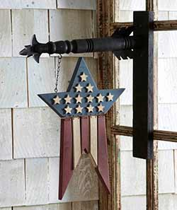 American Star with Hanging Slats Arrow Replacement