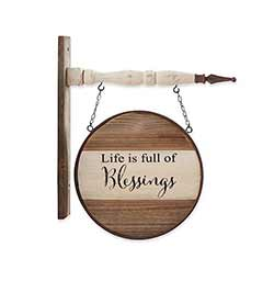 Metal Framed Wood Blessings Arrow Replacement