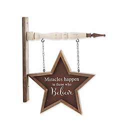 Believe Star Arrow Replacement