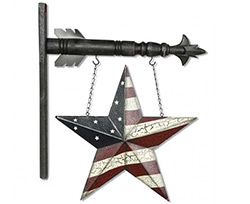 Americana Star Arrow Replacement