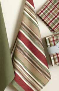 Homestyle Stripe Dishtowel
