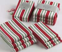 Candy Stripe Heavyweight Dishcloth