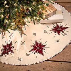 North Star Tree Skirt