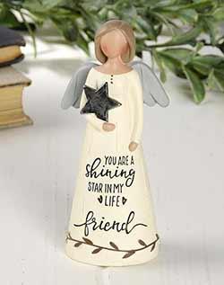 Shining Star Friend Angel